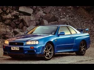 R34 Gtr Nissan Skyline