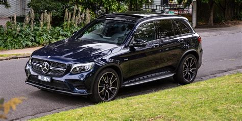 Mercedes Amg by 2017 Mercedes Amg Glc43 Review Caradvice
