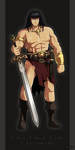 Conan the Cimme... Conan Cimmerian Quotes