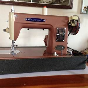 Universal St Sewing Machine Manual Or Thread Guide