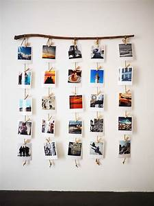 DIY : comment accrocher ses photos Polaroïd Like A Bobo