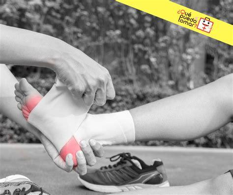 esguince de tobillo conoce como tratar estas lesiones