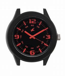 Fastrack Black Dial Analog Watch  38003pp13