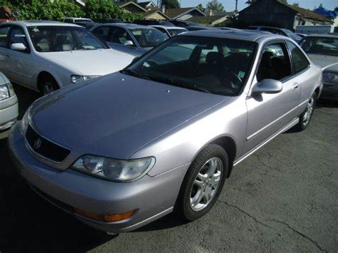 Acura San Jose Ca by Used 1998 Acura Cl 2 3 Premium 2dr In San Jose Ca At
