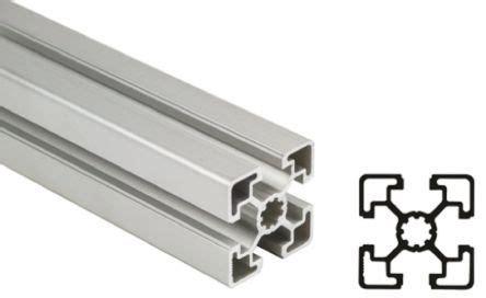3842992425 1000 bosch rexroth aluminium strut 45 x 45 mm 10mm groove 1000mm l bosch rexroth