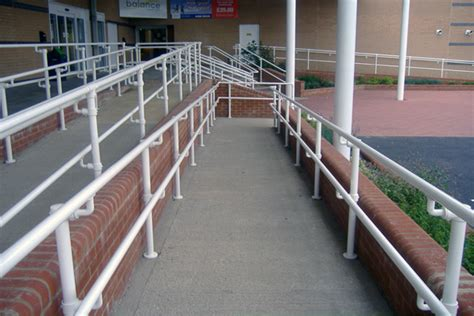 Ada Handrail Easy To Install, Economical, Fully Compliant