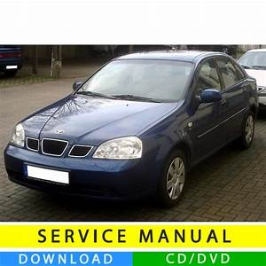 2015 Daewoo Nubira Workshop Manual