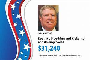 See who donated the most to Cranley's mayoral campaign ...