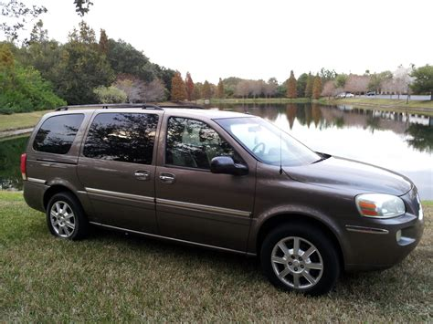 2005 Buick Terraza Reviews by 2005 Buick Terraza Exterior Pictures Cargurus