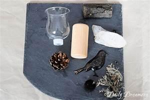 Schieferplatte Nach Maß : adventskranz mit naturmaterialien klassiker neu ~ Michelbontemps.com Haus und Dekorationen