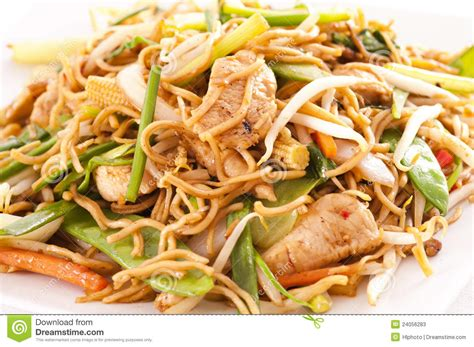 mian cuisine noodles stock photos image 24056283