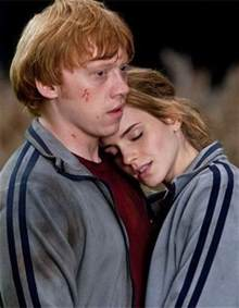 Harry Potter Ron and Hermione