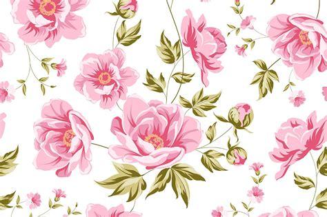elegant seamless peony pattern graphic patterns