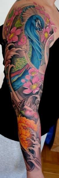 tattoo inspiration japanese peacock tattoo uploaded