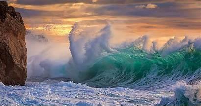 Storm Ocean Waves 4k Ultra Wallpapers Sea