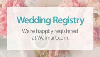 walmart gift registry wedding how to create your walmart registry parent and baby center walmart