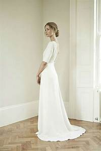 30 minimalist and elegant wedding dress ideas for Minimalist wedding dress