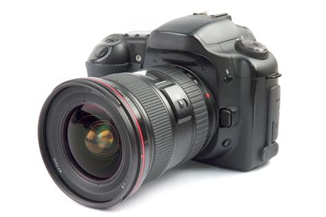 Professional Digital Camera  The Observation Deck