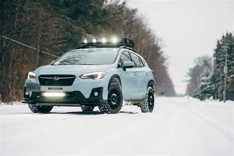 projects crosstrek lp aventure