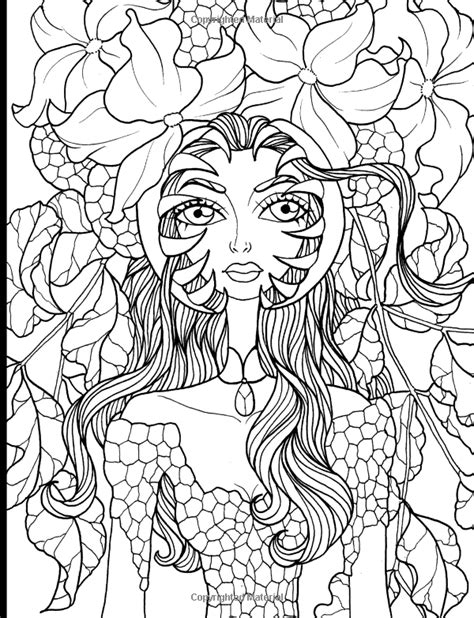 AmazonSmile: Pretty Wild: Adult coloring book