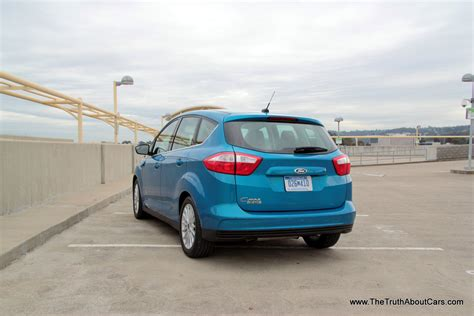 ford c max energi in hybrid 2013 ford c max energi in hybrid exterior front 3 4