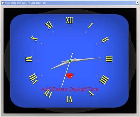 horloge bureau windows xp horloge ecran de veille xp