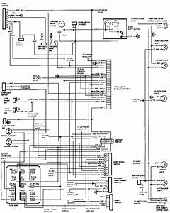 1990 Chevy Caprice Fuse Diagram