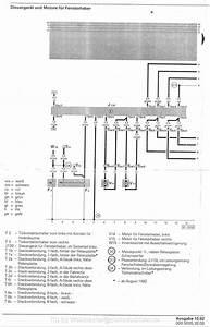 Schaltplan Elektrische Fensterheber Bj 89
