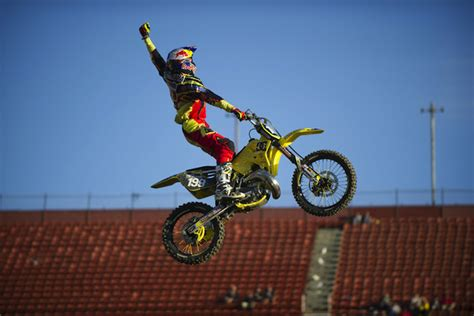 travis pastrana freestyle motocross it s a fax x games pastrana debuts in nascar new