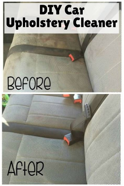 diy car upholstery cleaner car upholstery cleaner car