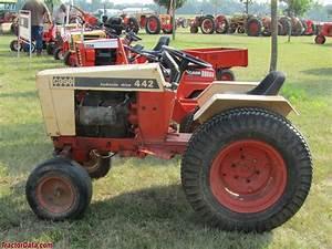 Tractordata Com J I  Case 442 Tractor Photos Information