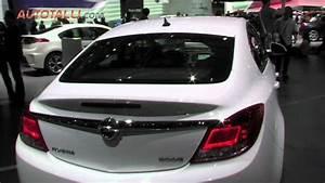 Opel Insignia 2012 : opel insignia 2012 youtube ~ Medecine-chirurgie-esthetiques.com Avis de Voitures