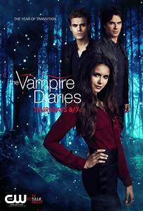 The Vampire Diaries Season 4 Poster by TobeyNguyen on ...