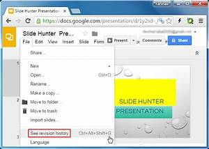 How To Restore Old File Version In Google Drive