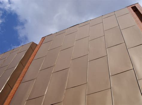 zinc metal siding cladding roofing glasscon gmbh architectural building skins facade