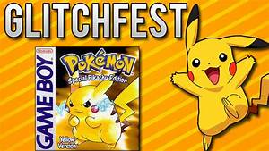 Pokemon Version Youtube : pokemon yellow glitchfest youtube ~ Medecine-chirurgie-esthetiques.com Avis de Voitures
