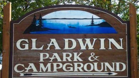 gladwin city park  campground michigan