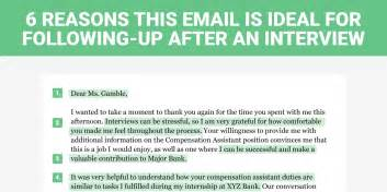follow up after sending resume sle the follow up letter business insider