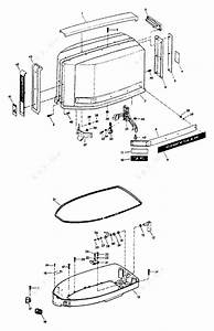 Chrysler 75 1975  Engine Cover And Support Plate