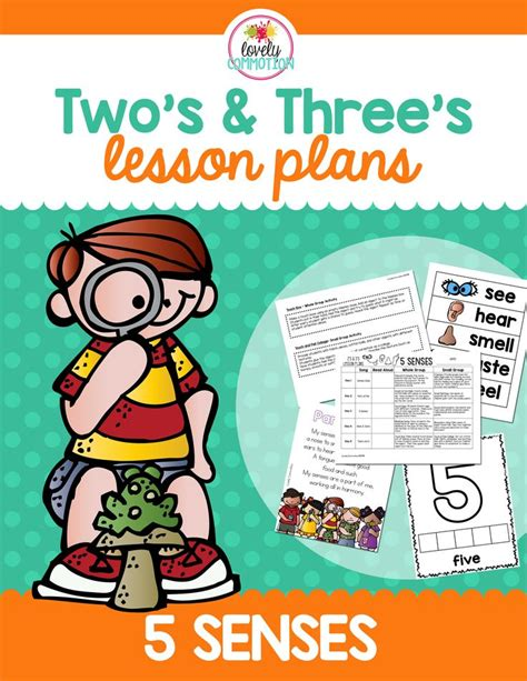 two amp three s 5 senses lesson plans preschool lesson 983 | e8cb1f56d9d75e58db64be76cd77eda8 three year old lesson plans teaching two year olds lesson plans