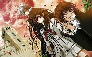 Zero Kiryu, Yuki Kuran, and Kaname Kuran | Vampire Knight ...