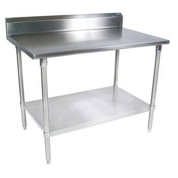 boos kitchen work tables work tables boos stainless steel stallion work