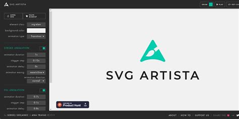 How to create animated text fills with various techniques. Amazing SVG Animation Tools And Libraries » CSS Author