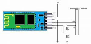 Bluetooth Module Wiring Diagram