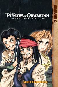 Pirates of the Caribbean Dead Man's Chest Manga