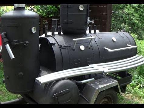 barbecue smoker selber bauen m 228 nnersache griller selber bauen barbecue smoker der extraklasse