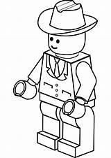Lego Coloring Teacher Students Printable Via sketch template