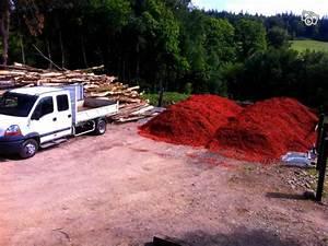 Copeaux De Bois En Vrac : paillage paillis copeaux de bois color naturel offre ~ Dailycaller-alerts.com Idées de Décoration