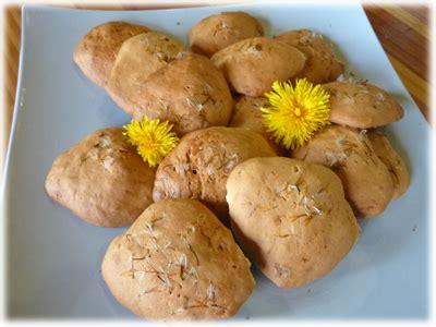 cuisine sauvage couplan biscuit aux pissenlit et cuisine sauvage les ateliers en