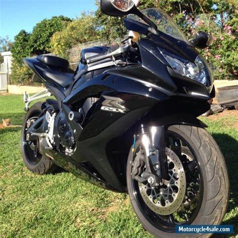 2008 Suzuki Gsxr 750 by Suzuki Gsxr 750 For Sale In Australia